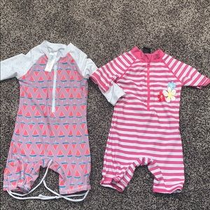 Baby Girls Swim Bundle SZ.18-24 Months
